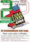 II Encontro de Solidariedade con Cuba