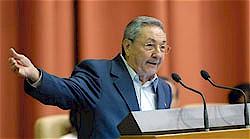 Masiva protesta cubana no Primeiro de Maio contra a nova campanha mediática