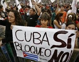 Só Estados Unidos e Israel votan na ONU por manter o bloqueo de Cuba