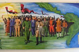 Douscentos anos de loita para unir a Nosa América