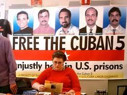 Directivos da Francisco Villamil reclaman a Obama a liberdade dos Cinco