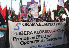 O Congreso require ao executivo español que interveña a prol dos Cinco Heroes perante o governo dos Estados Unidos
