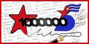 Comeza a campaña polo 1.000.000 de asinaturas para a liberdade dos Cinco