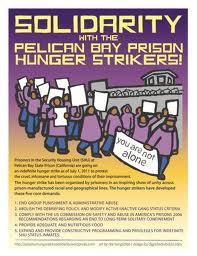 A folga de fame dos presos de California denuncia a tortura como norma nas cadeas dos Estados Unidos