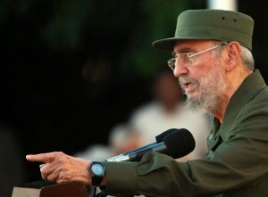 Fidel recorda o seu ingreso na Universidade da Habana.