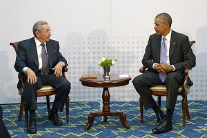 A homenaxe da Oea a Cuba, centróu en Raúl Castro toda a atención do Cumio da OEA.