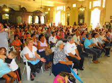Asemblea recente do  Centro Unión Ourensá, celebrada no salón de hnra do histórico Centro Galego da Habana