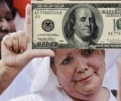 As Damas de Blanco,  pagadas por EUA, son para Hillary Clinton o abrente das liberdades que promete a Cuba.