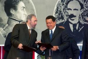 Convênio foi assinado em Caracas  30 de outubro de 2000 pelo comandante-em-chefe Fidel Castro e o líder da Revolução Bolivariana, Hugo Chávez.