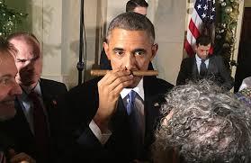 Un ano depois de reiniciar o diálogo con Cuba, Obama anuncia que o Bloqueo non durará.