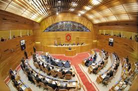 A maioria de esquerda do Parlamento de Galiza aprobara en 2008 outra moción contra o Bloqueo.