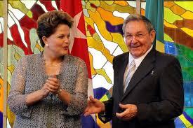 Cuba reafirma seu apoio a Dilma, Lula, o Partido dos Trabalhadores e o povo do Brasil