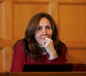 """""""A loita contra o Sida implica unha estratexia integral de desenvolvemento que sitúe ao ser humano no centro dos seus obxectivos"""", di Mariela Castro."""