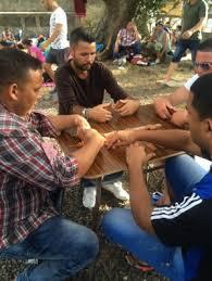 O fomento diferencial do exílio cubano por parte dos EUA, induce situacións de abuso e desamparo no camiño da fronteira.