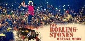 Cen persoas pagaron por PayPal para ver o documental de 120 minutos ///Havana Moon-The Rolling Stones Live in Cuba/// mais PayPal, primeiro sítio de pago por Internet do mundo, censurouno invocando o Bloqueo.
