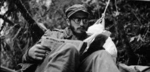 Na Serra Maestra, Fidel coidaba que o combate da ilustración era tanto o máis importante ca o das armas.