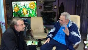 A longa entrevista de Ramonet con Fidel é unha insustituibel historia da Revolución Cubana e apareceu co titulo de Biografía a dúas Voces.