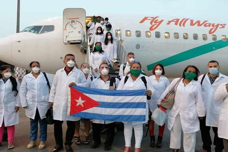 Mentres o bloqueo arrecia, non hai fronteiras para as brigadas médicas de Cuba